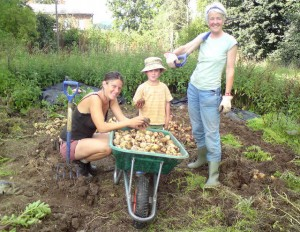 Ecoturismo lavorando nelle fattorie biologiche: il wwoof